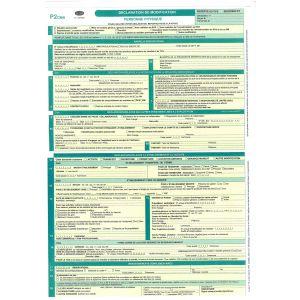 P2 CMB - déclaration de modifications