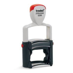 TAMPON METAL LINE TRODAT- 5200-T 8 LIGNES