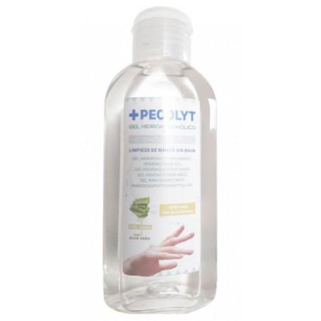 Gel désinfectant pour les mains à l'Aloe Vera. Parfum sans allergène.