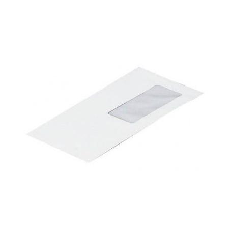 Enveloppe neutre 115 x 225 pour insertion automatique